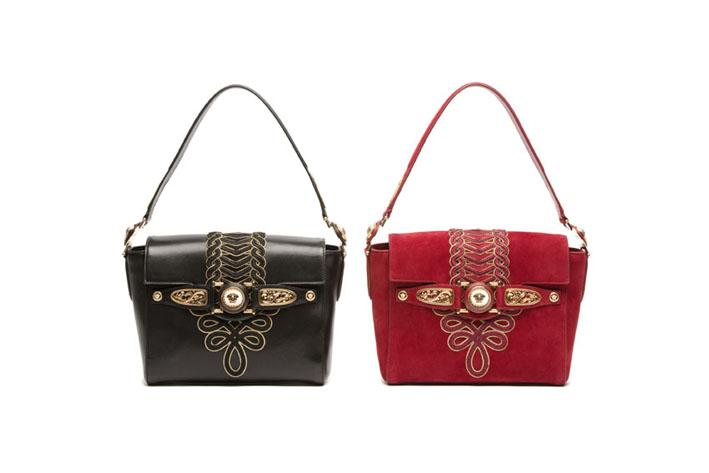 Versace presenta la nuova nata nella collezione Signature bag collection c99eff68643e4