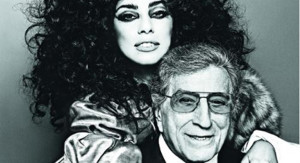 Tony Bennett e Lady Gaga_1_foto di Steven Klein