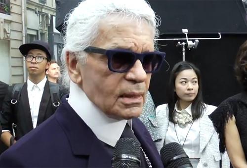 Mode à Paris SS 2015 - Dans le Boulevard Chanel