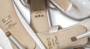 Jimmy Choo Sposa Made To Order dettagli