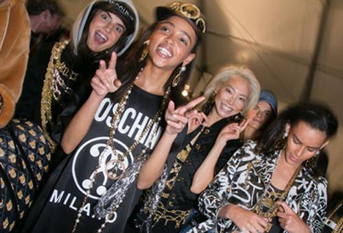 MMD - Backstage!