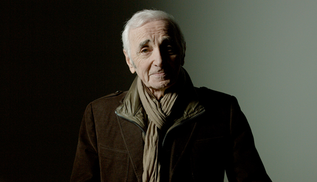 Charles Aznavour: at the age of 91 presents his 51st album