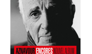Aznavour Encores cover