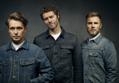 Take That live..in the cinemas!
