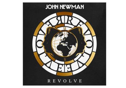 John Newman presents Revolve, soon after the success of Love Ma Again