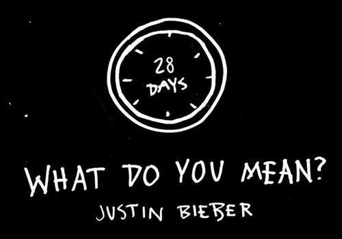 -28 al ritorno di Justin Bieber: