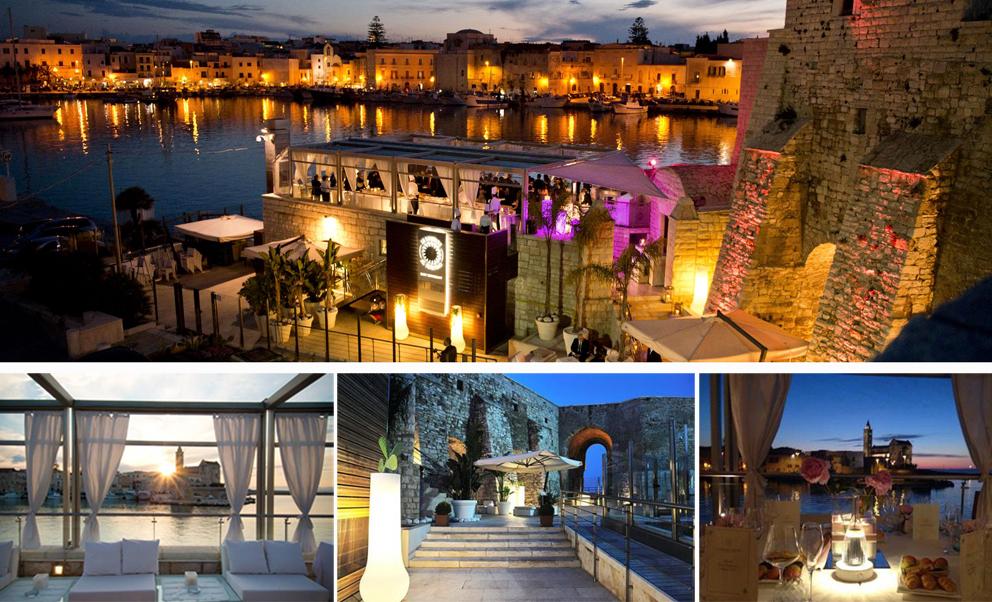 i 12 ristoranti sul mare pi belli d italia bookmoda