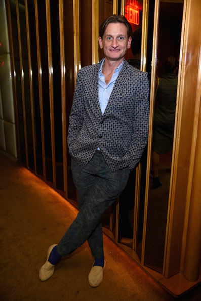 Hamish Bowles Photo Credit - Getty Images for Michael Kors
