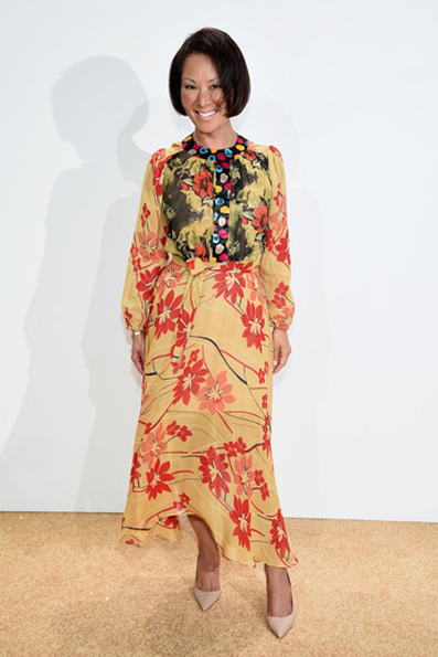 Alina Cho Photo Credit - Getty Images for Michael Kors