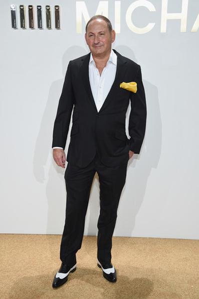 John Demsey (presidente della compagnia Estée Lauder)  Photo Credit - Getty Images for Michael Kors
