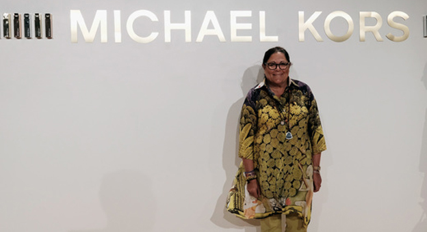 Fern Mallis Photo Credit - Getty Images for Michael Kors
