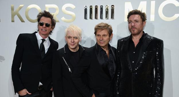 Duran Duran: John Taylor, Simon Le Bon, Nick Rhodes e Roger Taylor  Photo Credit - Getty Images for Michael Kors