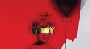 """La cover dell'album """"ANTI"""""""