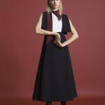 Valentino dress and shoes, Flaminia Barosini Jewellery Designer rings.
