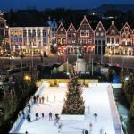 BRUGES -  Belgio - Da non perdere, il famoso Festival delle Sculture di ghiaccio in questo piccolo paesino che si differenzia dalla capitale belga per le sue palazzine antiche, che addobbate per Natale, trasmettono ai turisti la magia di questa festività. Successivamente si può completare il tour in bellezza visitando Bruxelles, il suo famoso albero di Natale ed il presepe gigante del Grand Place.