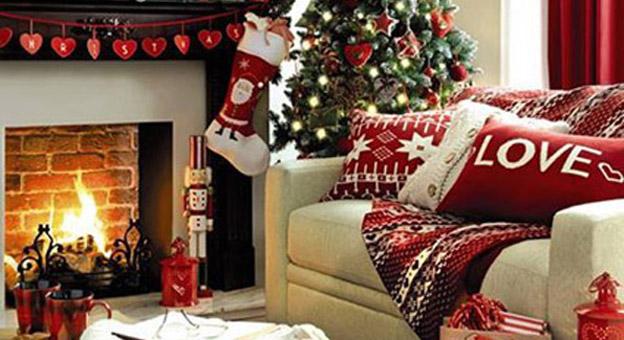 Il natale di casa tante idee per rendere magico il for Arredamento natalizio casa