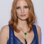 SANTA MONICA, CA - FEBRUARY 27: l'attrice Jessica Chastain al 2016 Film Independent Spirit Awards in Piaget. (Photo by Michael Kovac/Getty Images for Piaget)