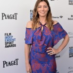 Jessica Biel in Piaget al the 2016 Film Independent Spirit Awards di Santa Monica, California. (Photo by Stefanie Keenan/Getty Images for Piaget)