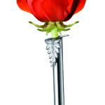 Larusmiani Love-to-Measure: Lorenzi by Larusmiani silver buttonhole holder