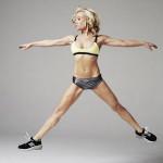 """Trasforma il tuo corpo con il programma di Tracy Anderson """"Metamorphosis by Tracy"""": attraverso una serie di DVD Tracy mostrerà alcuni esercizi da eseguire a casa. Gli stessi, faticosi ma molto efficaci, che insegna alle sue clienti nel suo studio. Prima fra tutte? Gwyneth Paltrow."""