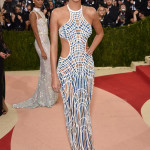 Kendall Jenner in Versace  Foto: Getty Images