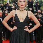 La top model Lily Donaldson ha scelto alcune creazioni della linea Atelier Swarovski Kalix.
