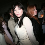 Daisy Lowe attends the Dior Cruise Collection 2017 dinner and afterparty at Loulou's in London (Photo by Victor Boyko/Getty Images for Dior)