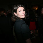 Gemma Arterton attends the Dior Cruise Collection 2017 dinner and afterparty at Loulou's in London  (Photo by Victor Boyko/Getty Images for Dior)