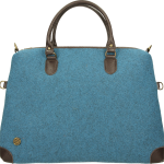 Bonfanti, modello Feltro grande color turchese