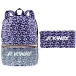 K-Way: zaino modello Francois Graphic