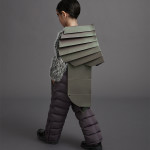 Yclù sweater, Add Junior trousers, Andrea Montelpare shoes.