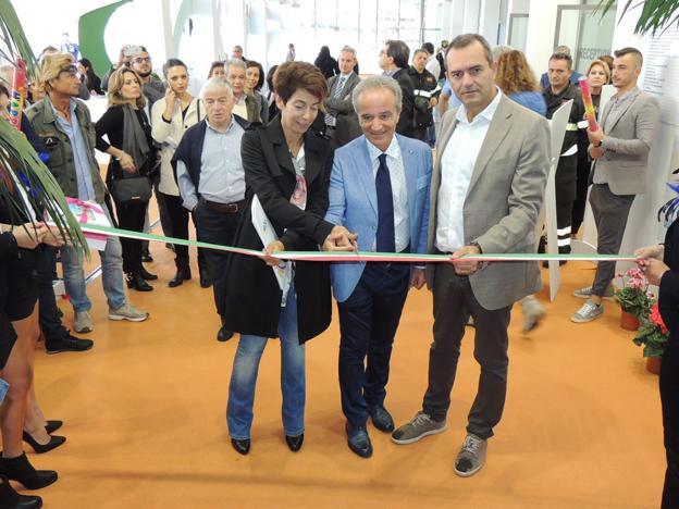 Donatella Chiodo, Luciano Paulillo, Luigi de Magistris.