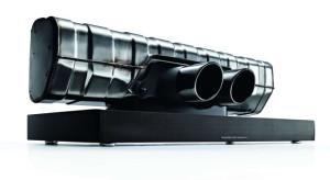 Porsche Design_911 Soundbar_2_Skulptur für den Raum mit Klangerlebnis