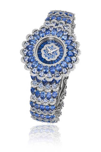 Jewellery - Precious Chopard watch