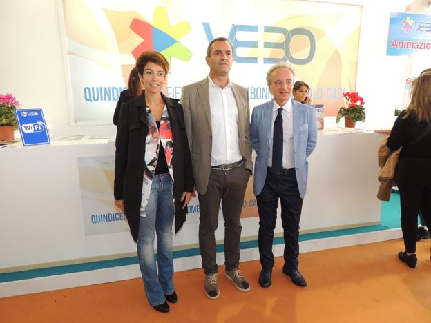 Donatella Chiodo, Luigi de Magistris, Luciano Paulillo.