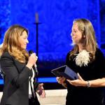 Cinzia Malvini e Stefania Cardellicchio