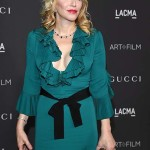 LOS ANGELES, CA - OCTOBER 29:  Courtney Love attends the 2016 LACMA Art + Film Gala Honoring Robert Irwin and Kathryn Bigelow Presented By Gucci at LACMA on October 29, 2016 in Los Angeles, California.  (Photo by Venturelli/Getty Images for LACMA)