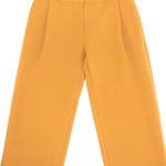 Monnalisa - Pantaloni da bambina lunghi con pince