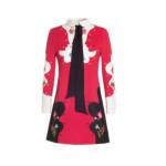 Mini Dress rosso di Vivetta