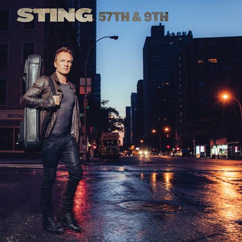 Sting_cover album 57th&9th