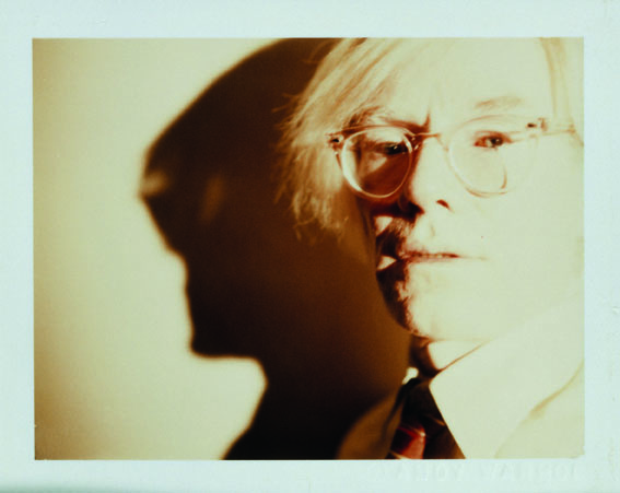 "Andy Warhol, from ""Myths"", 1981, from ""Andy Warhol. Polaroids"", Taschen, ©The Andy Warhol Houndation for the Visual Arts, Inc."