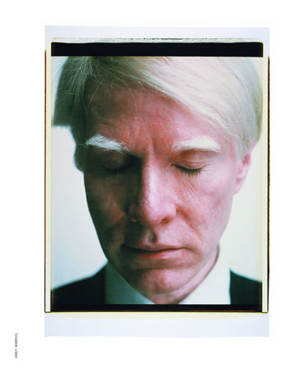 "Andy Warhol, ""Untitled"", 1979, from ""The Polaid Book"", Taschen, © 2004 Andy Warhol Foundation for the Visual Arts / ARS, New York."