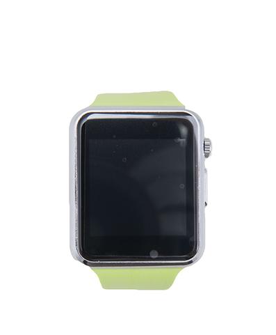 """CA.ST. - Lo Smartwatch Nohay A1 si integra perfettamente con Android. L'orologio """"intelligente"""" ha una cassa in metallo, un cinturino in silicone, un display TFT LCD da 1.54 pollici e vano per microSIM."""