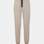 Pantalone in cotone melange di Eleventy