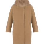 Cappotto in pura lana con lavorazione double fatta a mano di Herno.