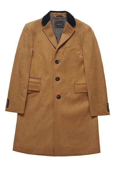 Paltò - Classico ed intramontabile il cappotto di lana color cammello.