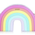 M Collective: Borsa a forma di arcobaleno di Skinnydip.