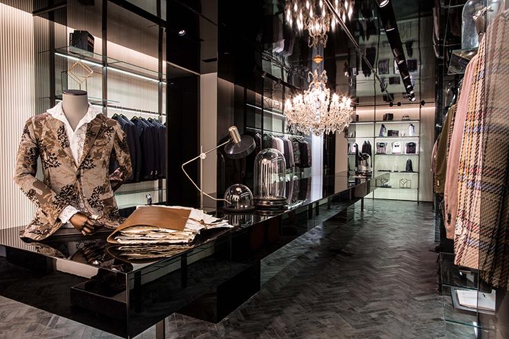 Gabriele Pasini_negozio Milano_foto 1