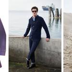 """Schneiders Salzburg presenta """"Print-Loden"""", la nuova versione short del classico cappotto con spalle a giro, piegone sulla schiena e polsiere proposta in una nuova varietà di loden, dalle proprietà stretch."""