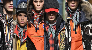 DSquared2 Milan Menswear Fall Winter 2017 January 2017